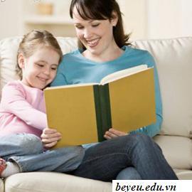 Bí quyết dạy con thích đọc sách