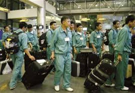 Hơn 17.000 lao động đi làm việc ở nước ngoài trong 2 tháng đầu năm